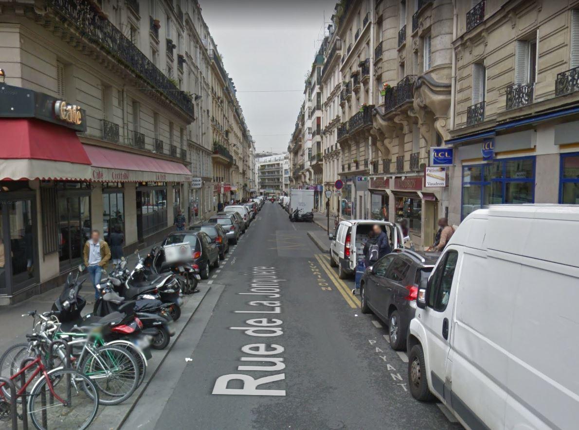 1 rue de la jonquière 75017 PARIS
