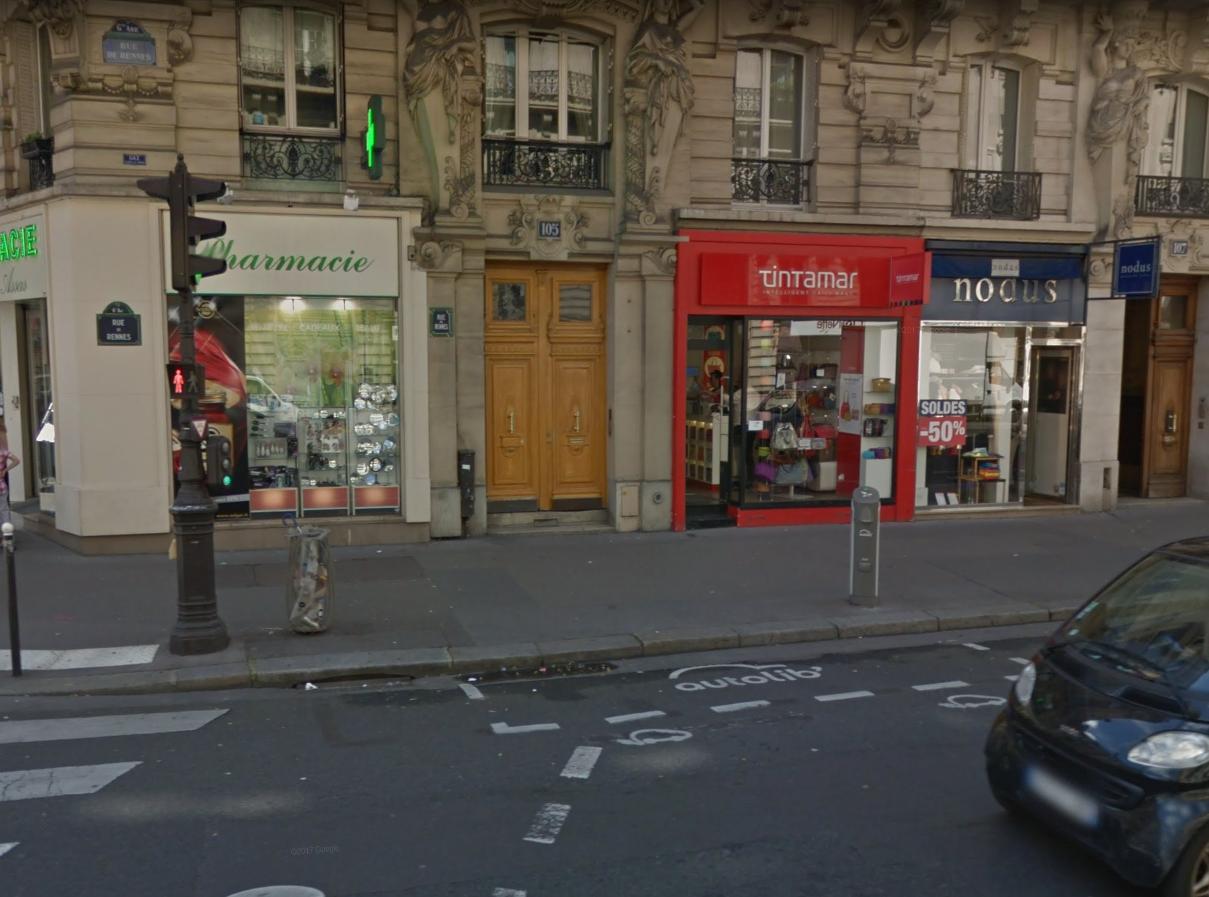 105 rue de Rennes 75006 PARIS