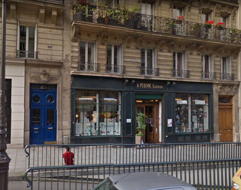 13 rue soufflot 75005 PARIS