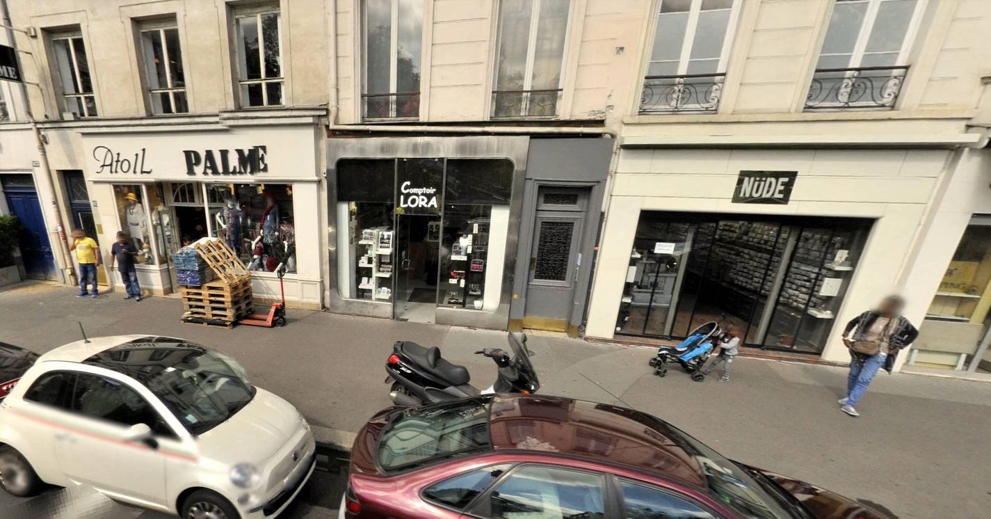 169 rue du temple 75003 PARIS