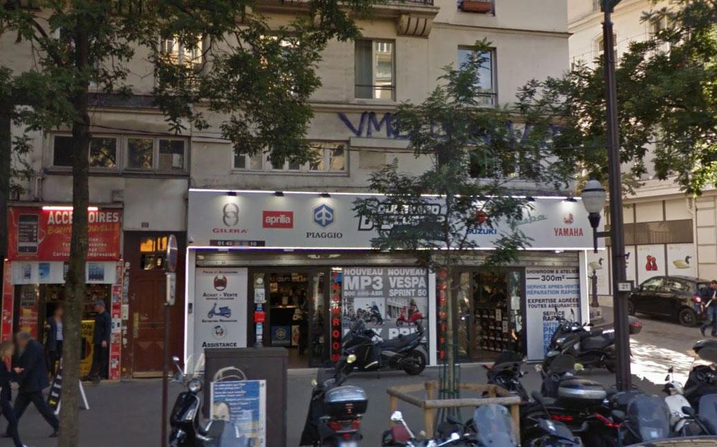 21 rue Bonne Nouvelle 75002 PARIS