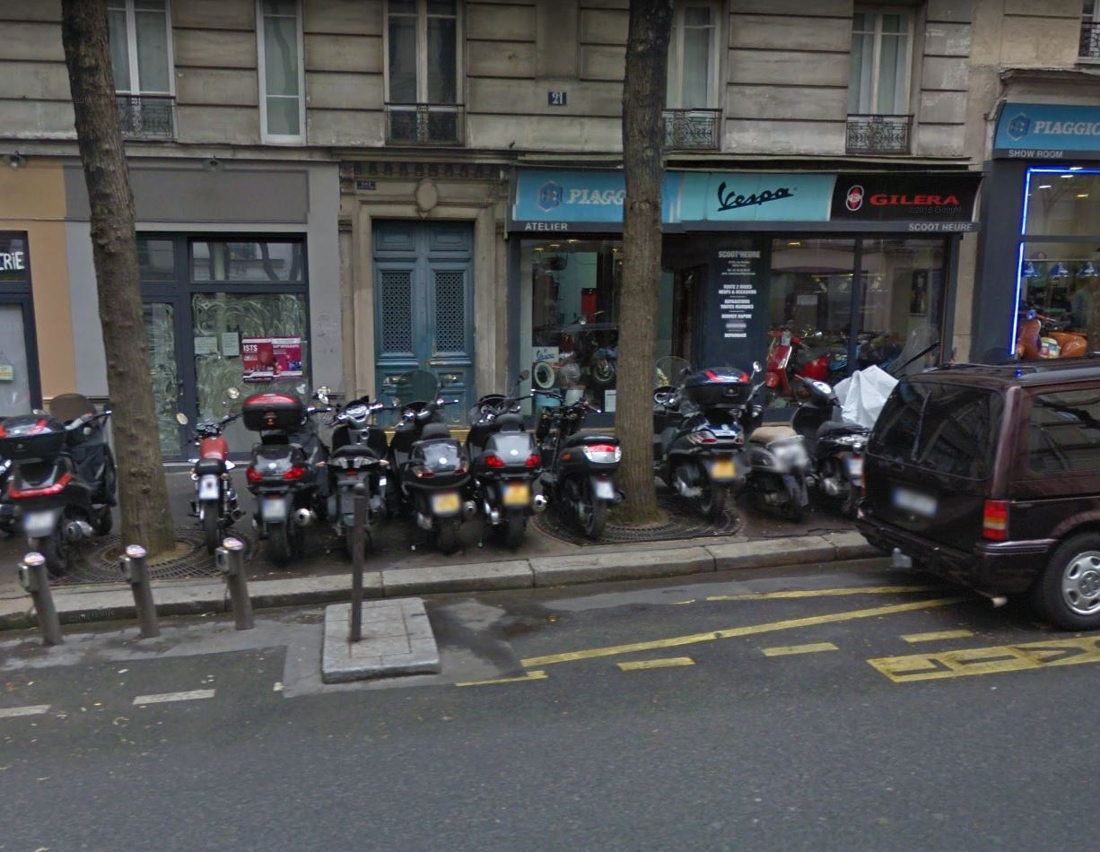 21 rue Custine 75018 PARIS