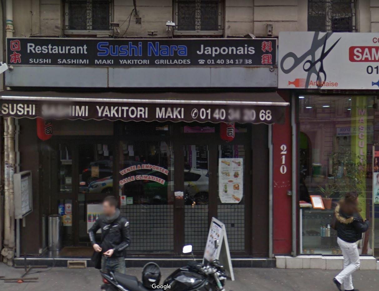 210 rue de Lafayette 75010 PARIS