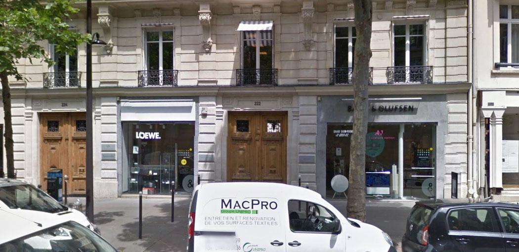 222 boulevard Saint Germain 75007 PARIS