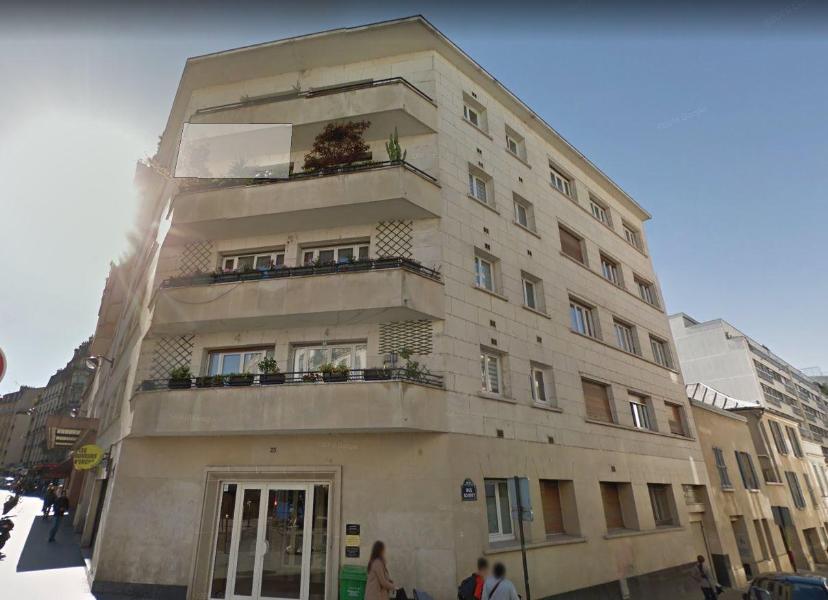 23 rue bouret 75019 PARIS