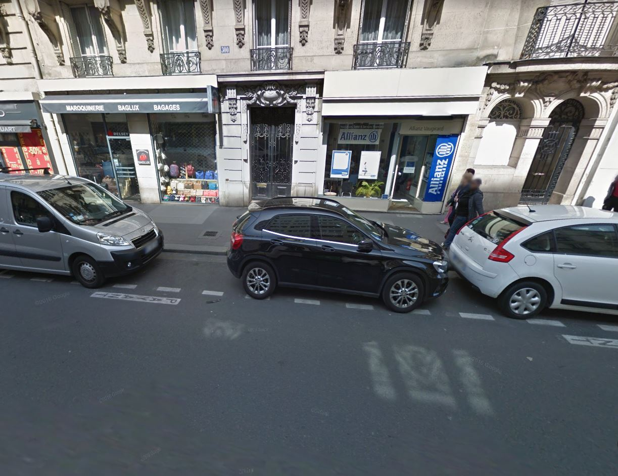 300 rue de Vaugirard 75015 PARIS
