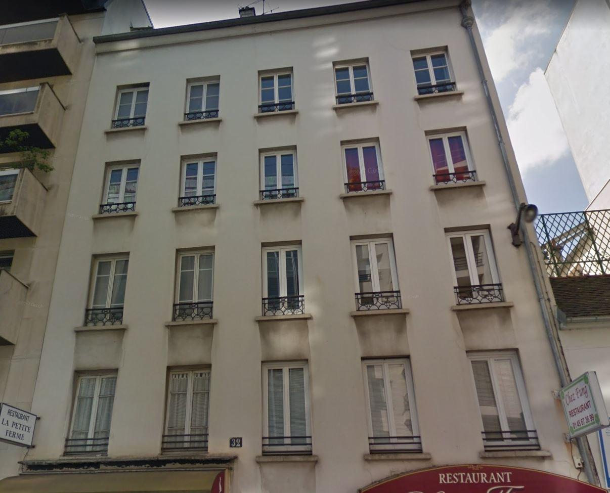 32 rue Frémicourt 75015