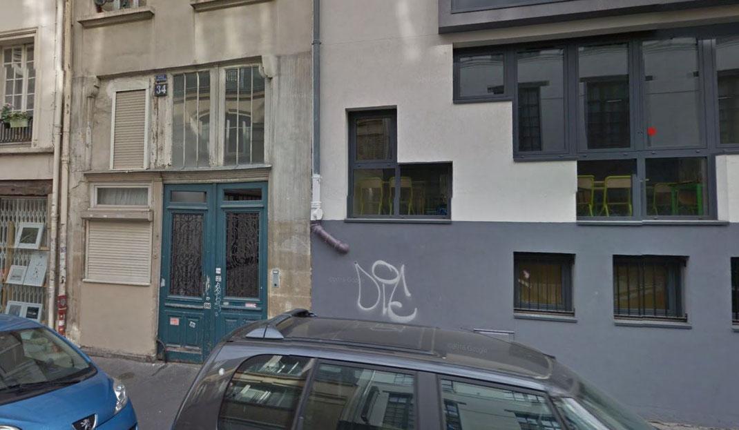 34 rue de la Folie-Méricourt 75011 PARIS