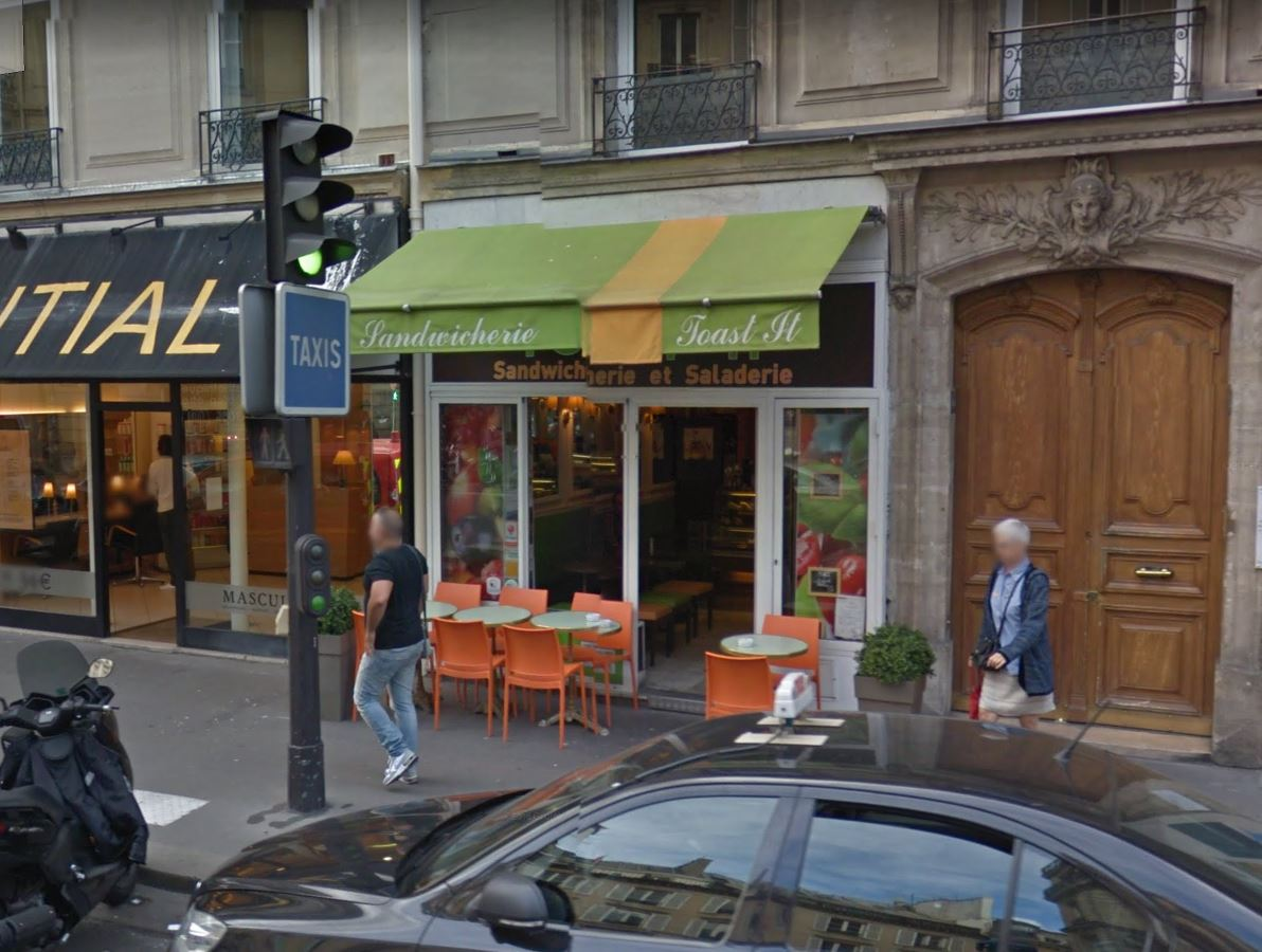 46 rue Lafayette 75019 PARIS