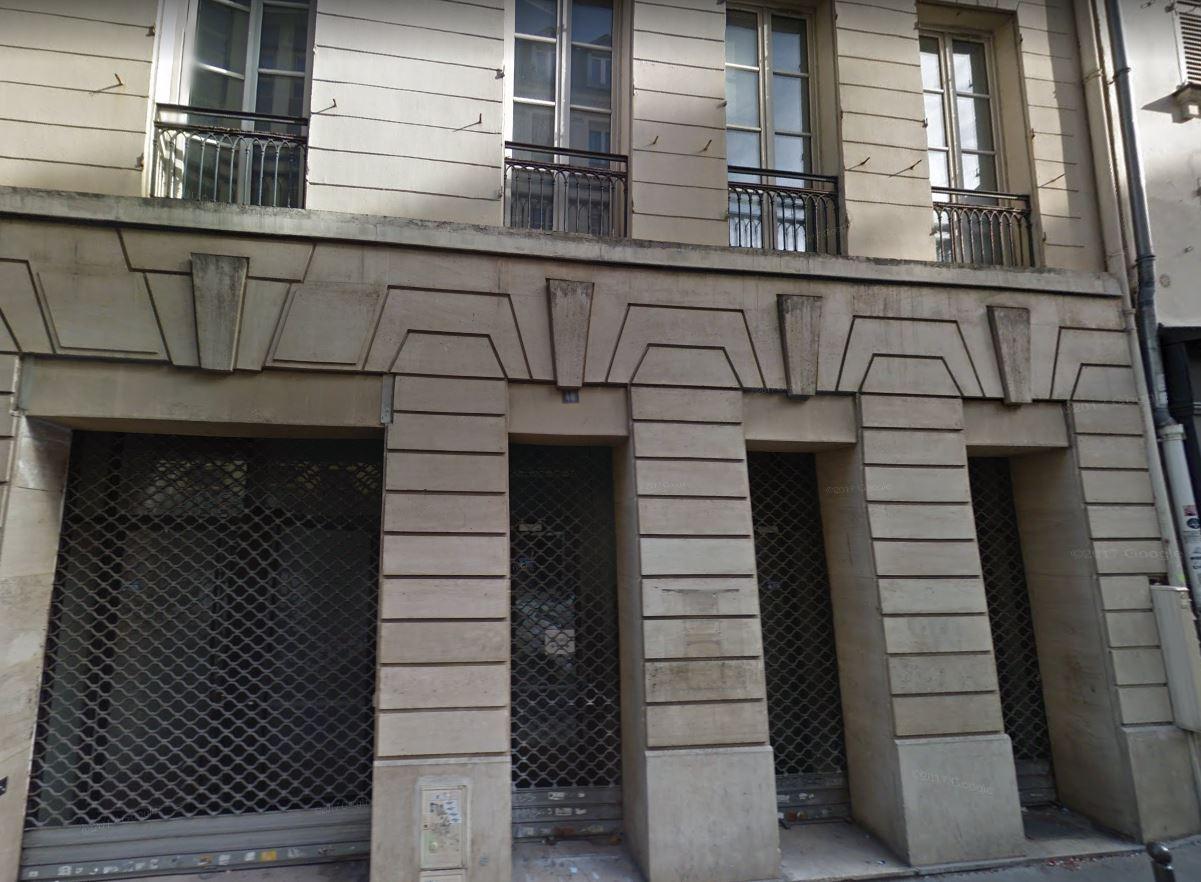 46 rue de l'échiquier 75010 PARIS