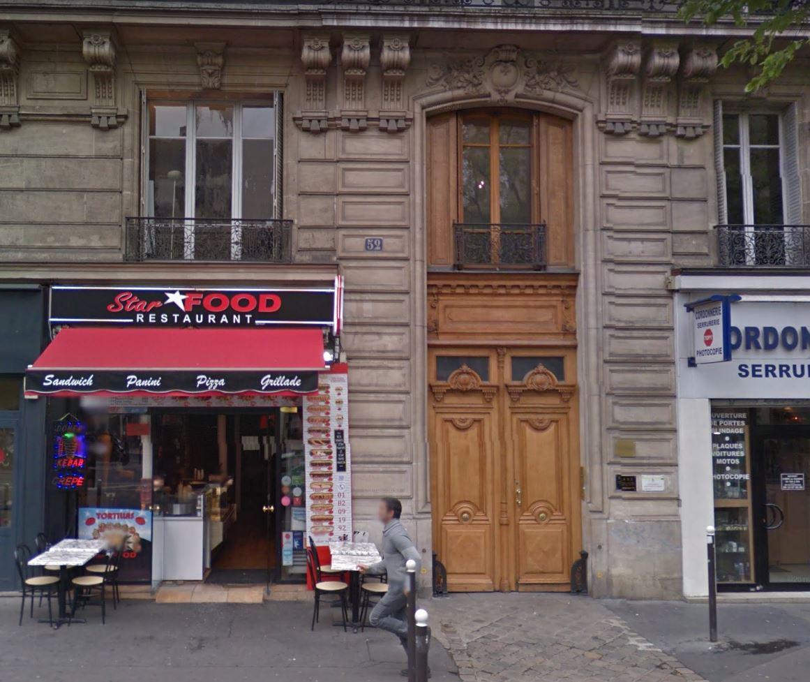 52 avenue de la république 75011 PARIS