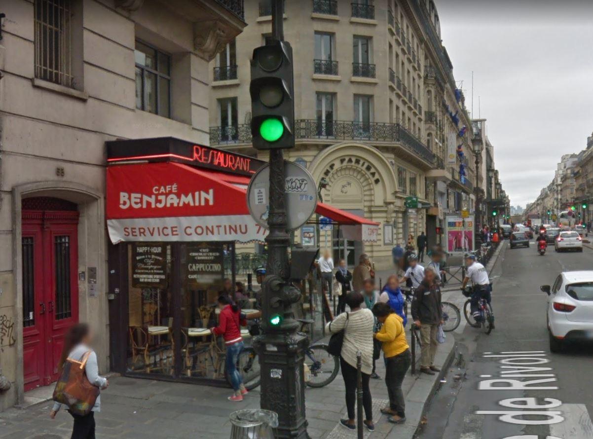 53 rue de Rivoli 75001 PARIS