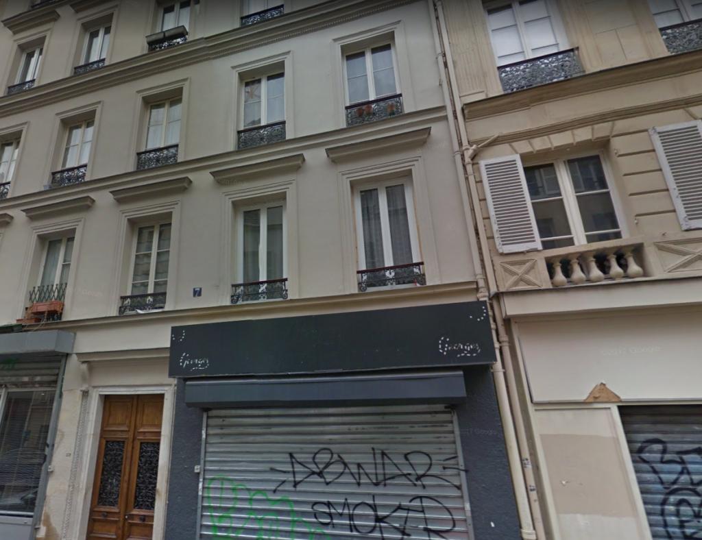 7 rue du grand prieuré 75011 PARIS