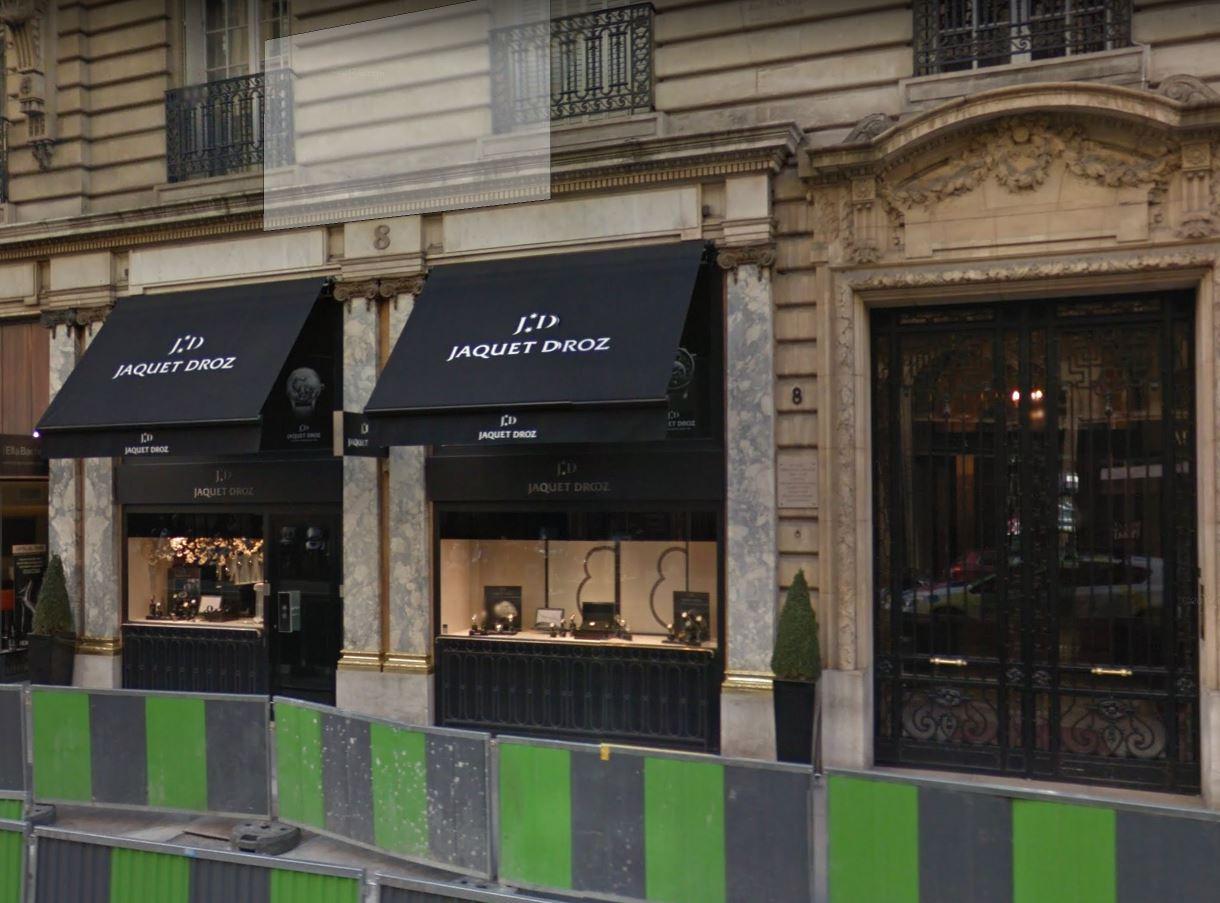 8 rue de la paix 75002 PARIS