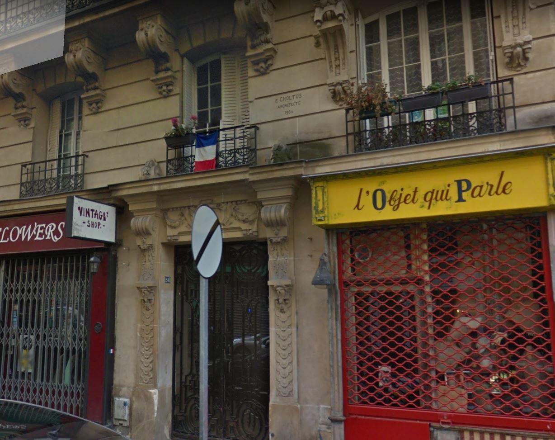 86 rue des Martyrs 75018 PARIS