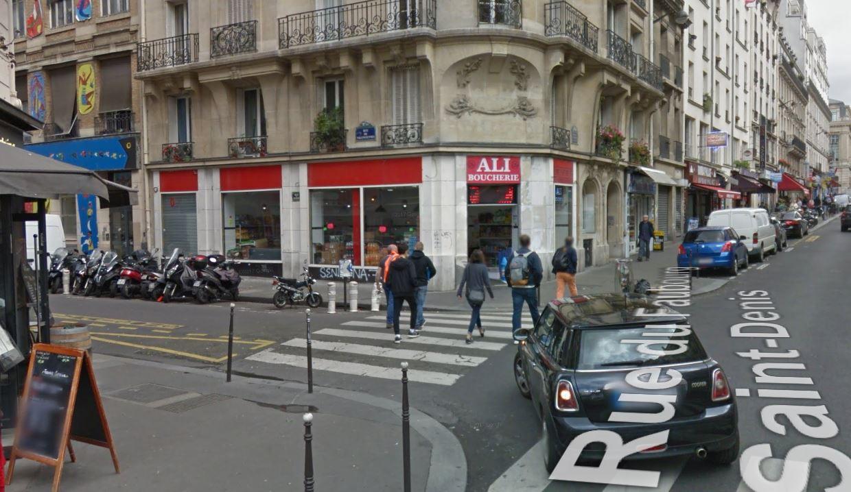 Angle rue Faubourg Saint-Denis et Rue Valenciennes 75010 PARIS