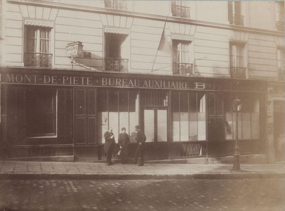 44 rue des bernardins 75005 PARIS 1885